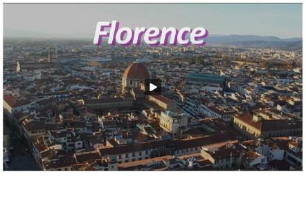Florence Marketing Video