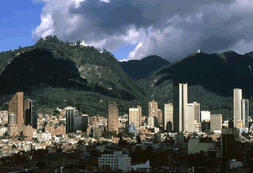 Bogota City For New Students