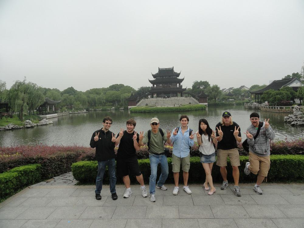 China Summer Students in Suzhou